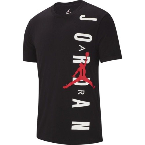 Tee Jordan Jumpman Graphic Black T-shirt BV0086-010