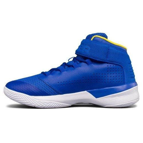 Under Armour Get B Zee Golden State Warriors Shoes - 1298310-400