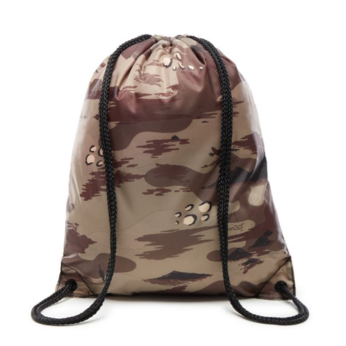 VANS - League Bench Bag Custom Army | VN0002W6RV1 000